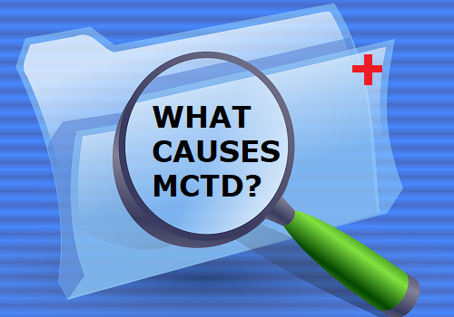 what causes mixed connective tissue disease?
