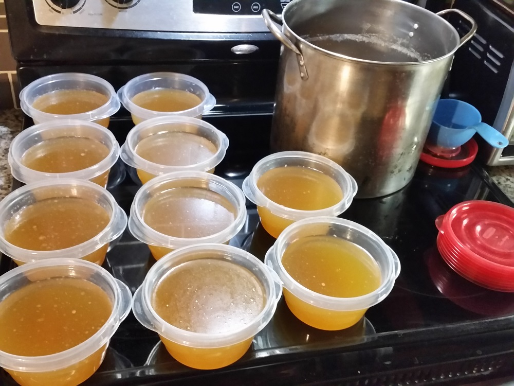 bone broth individual servings
